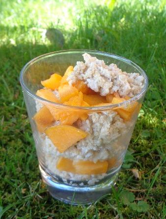 amaranth-fruehstück